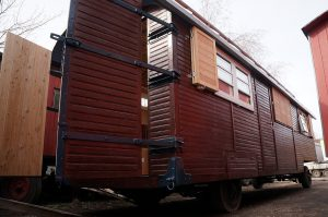 Zirkuswagen