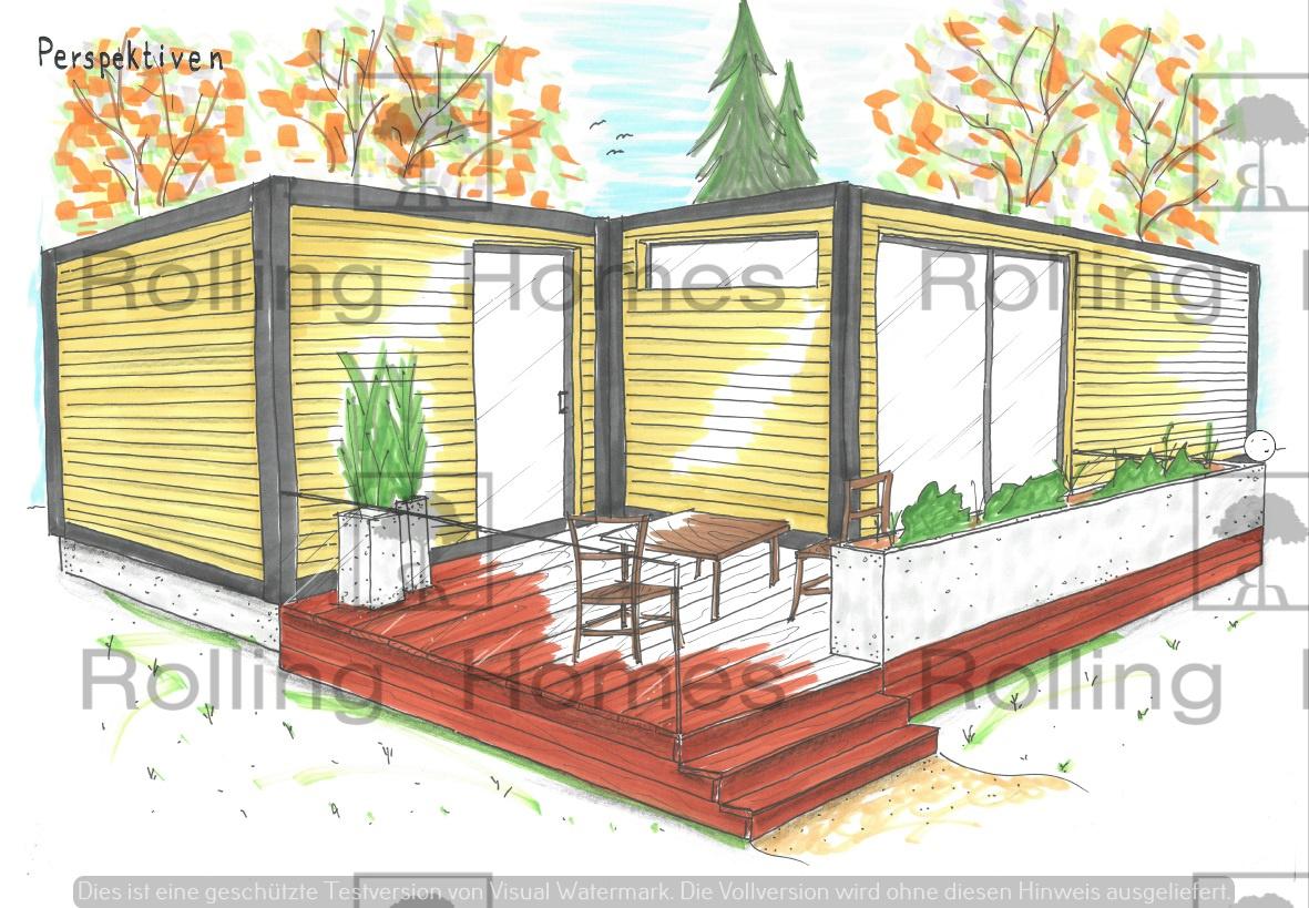 Minimodulhaus Wohnungen 4